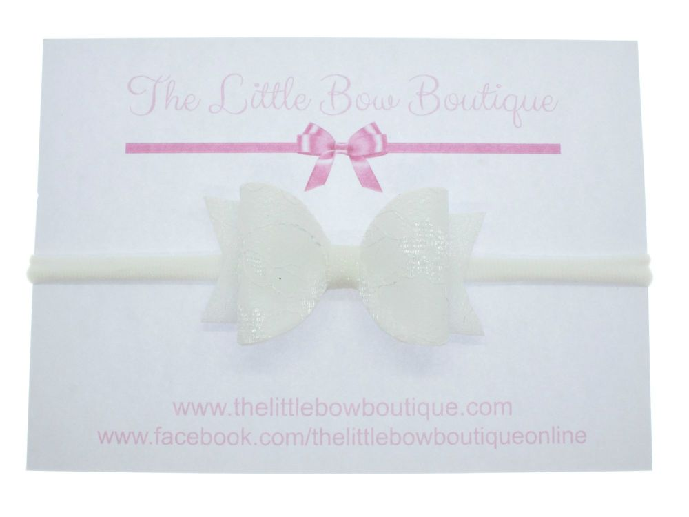 Lovely Lace Special Occasion Headband