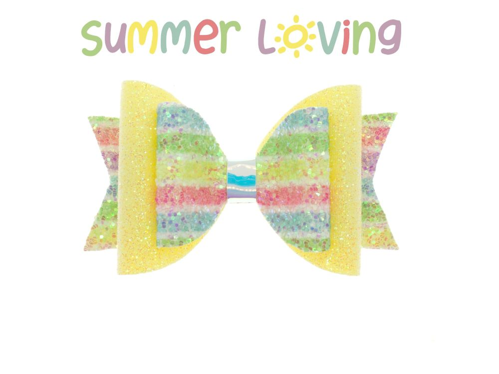 Summer Loving – Standard Size Bow