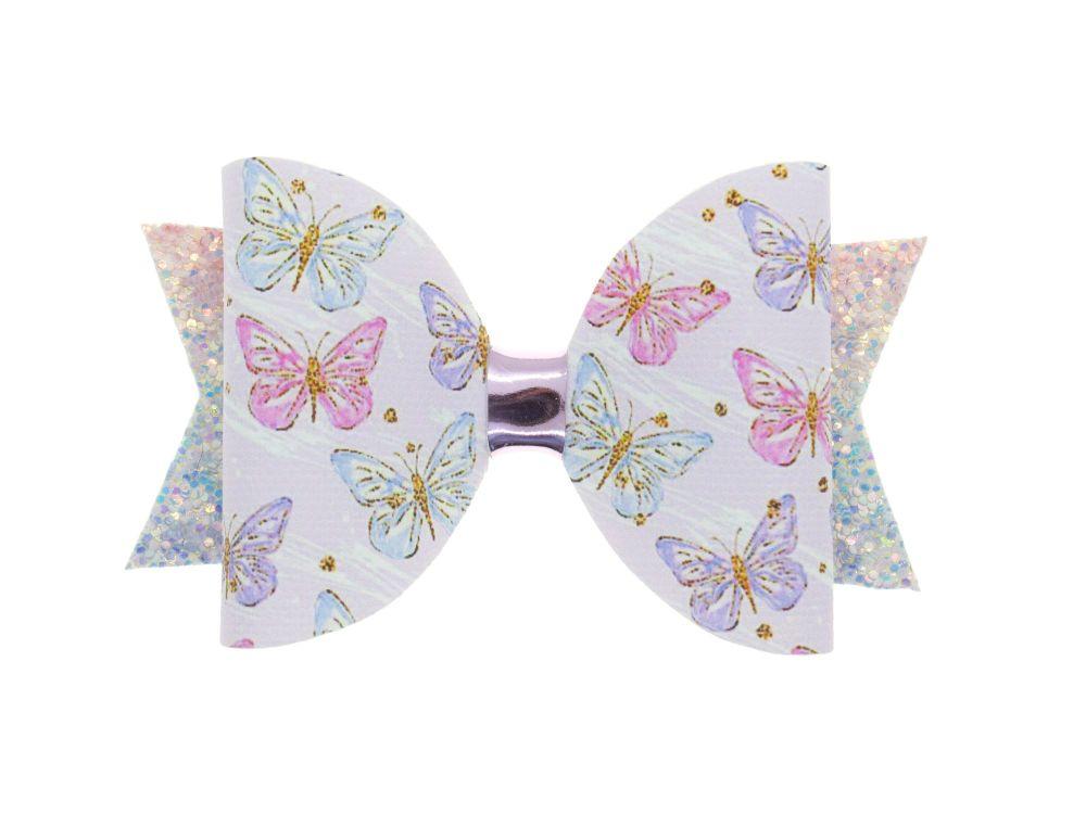 Simply Butterflies – Standard Size Bow