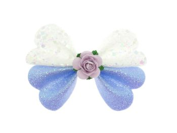 Butterfly New Shape Bow – Lovely Lilac