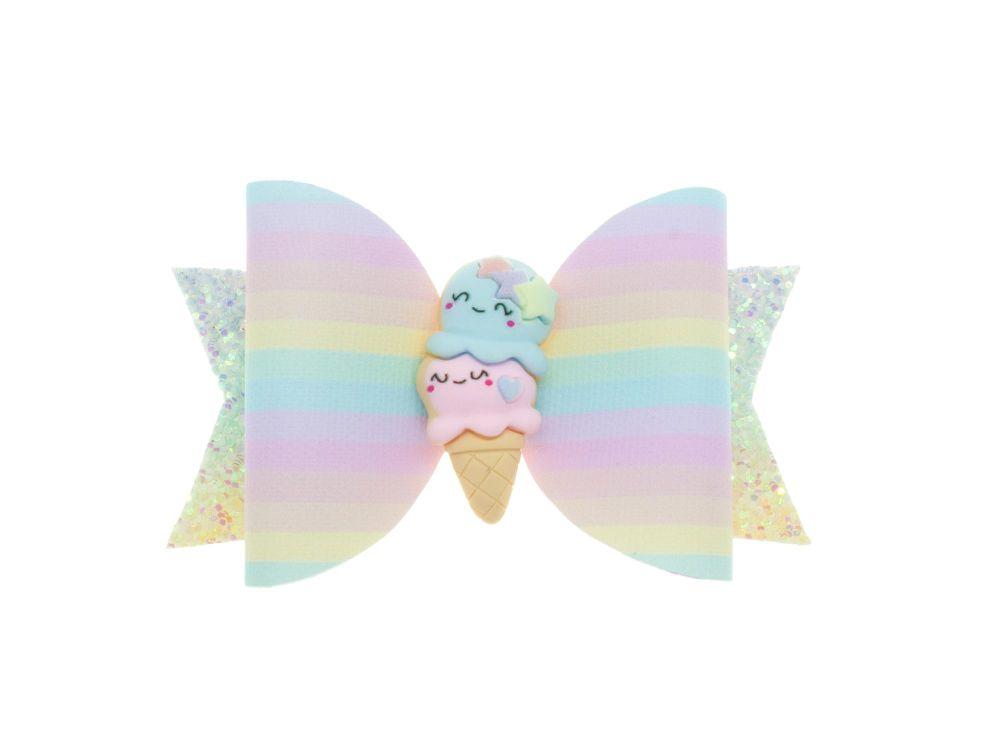 Ice Cream Dreams Bow