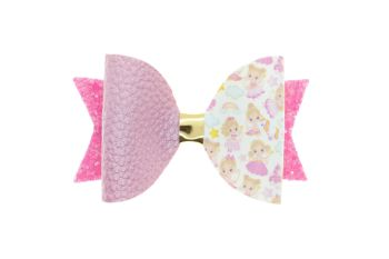 Pretty Little Fairy Girls Bow