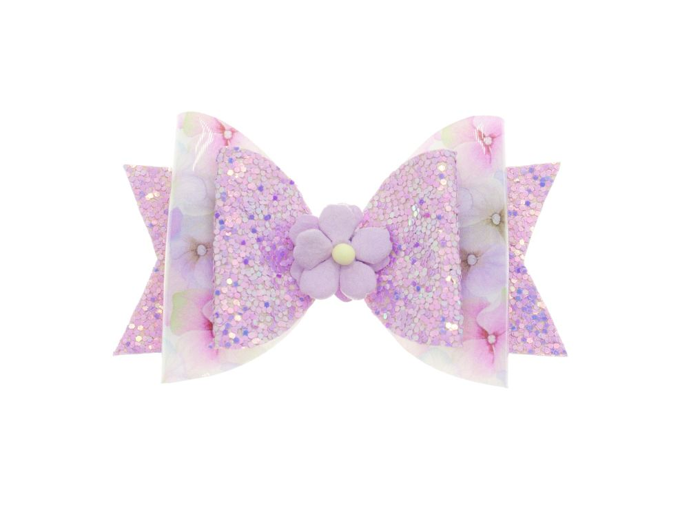 Lovely in Lilac Bow