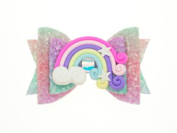 Beautiful Rainbow Bow