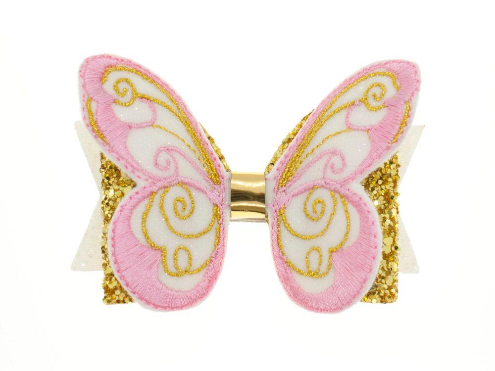 Flutterby Butterfly Regular Size Bow