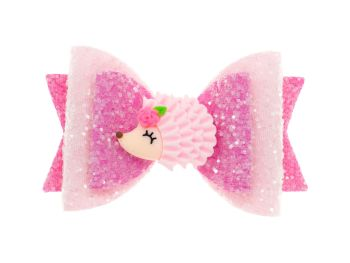 Harriet the Hedgehog Regular Size Bow