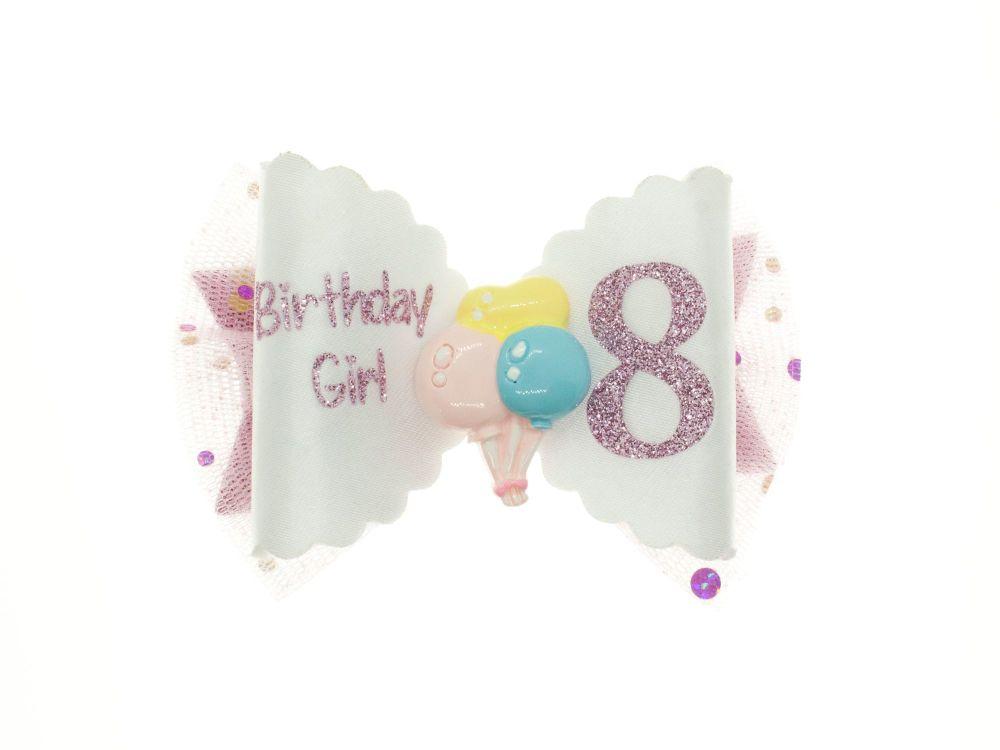 Happy Birthday Celebration Bow