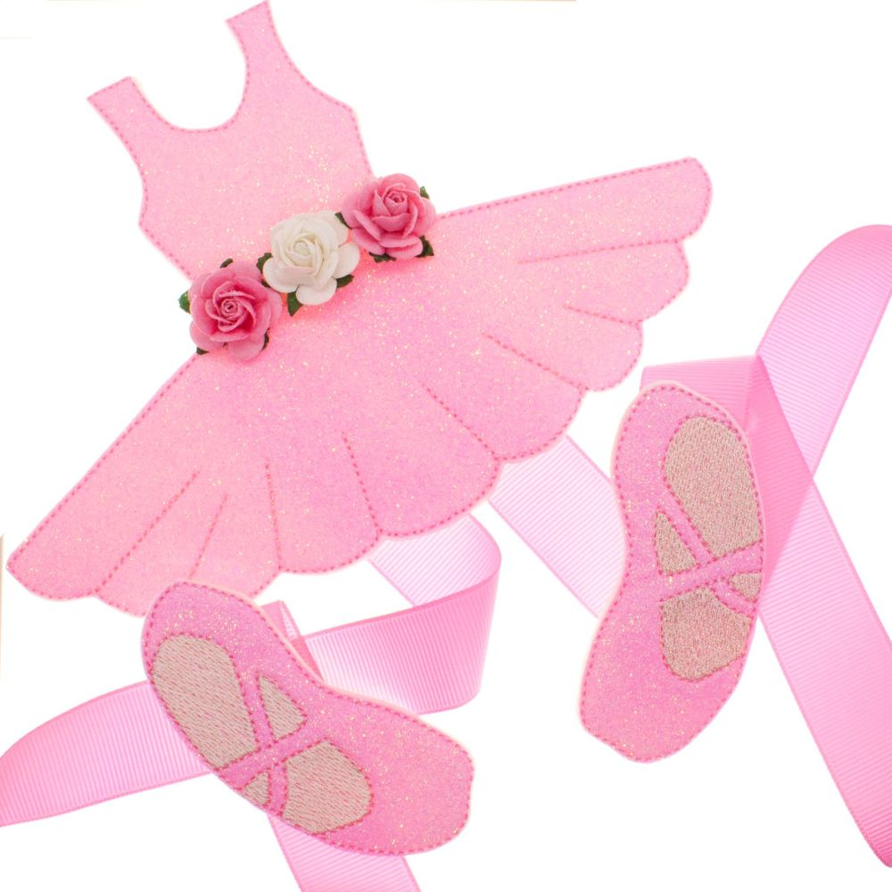 Ballet Dancer Bow Holder