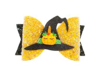 Pumpkinicorn Witch's Hat