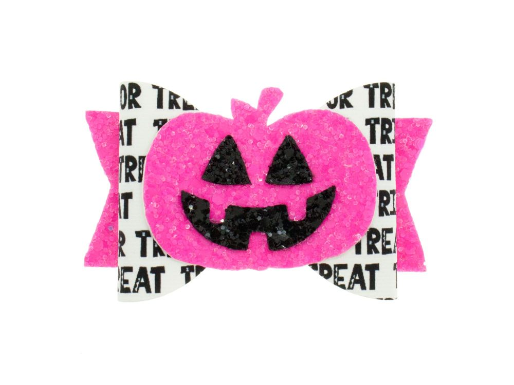 Pinky Pumpkin Trick or Treat