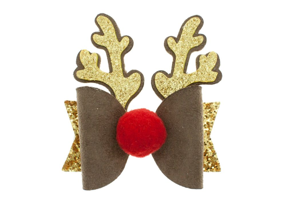 Luxury Reindeer Bow