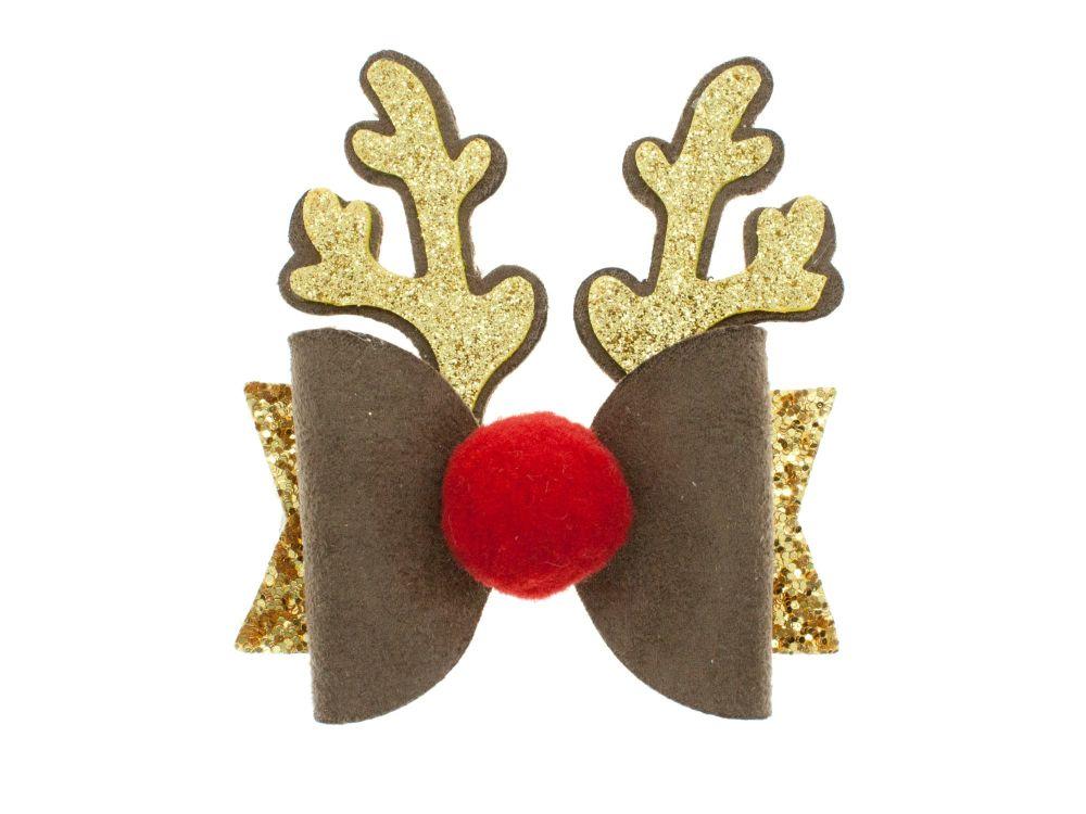 Luxury Reindeer Bow