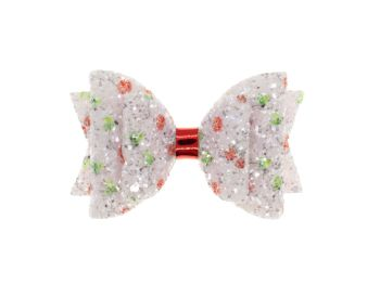 Cherry Berry Sparkles – Regular Size Bow