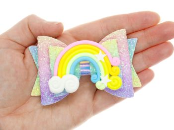 Rainbow Bright Regular Bow