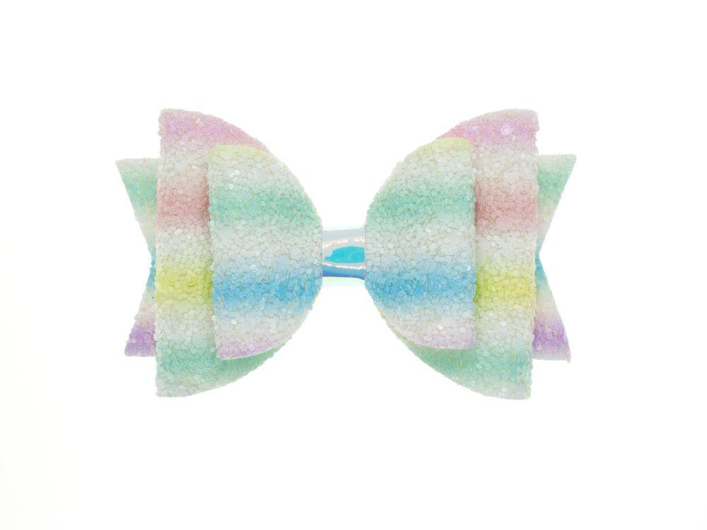 Pastel Beach Towel Regular Bow