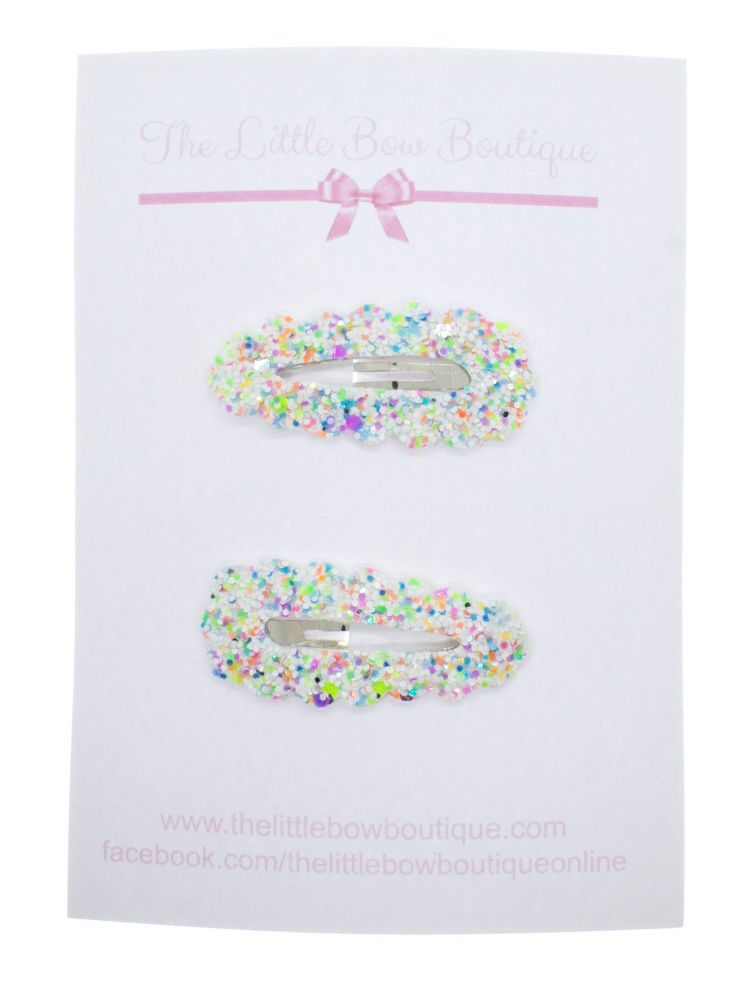 Snap Clips –Candy Shop Set of 2