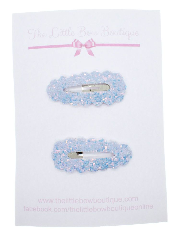 Snap Clips – Lovely Lilac Set of 2