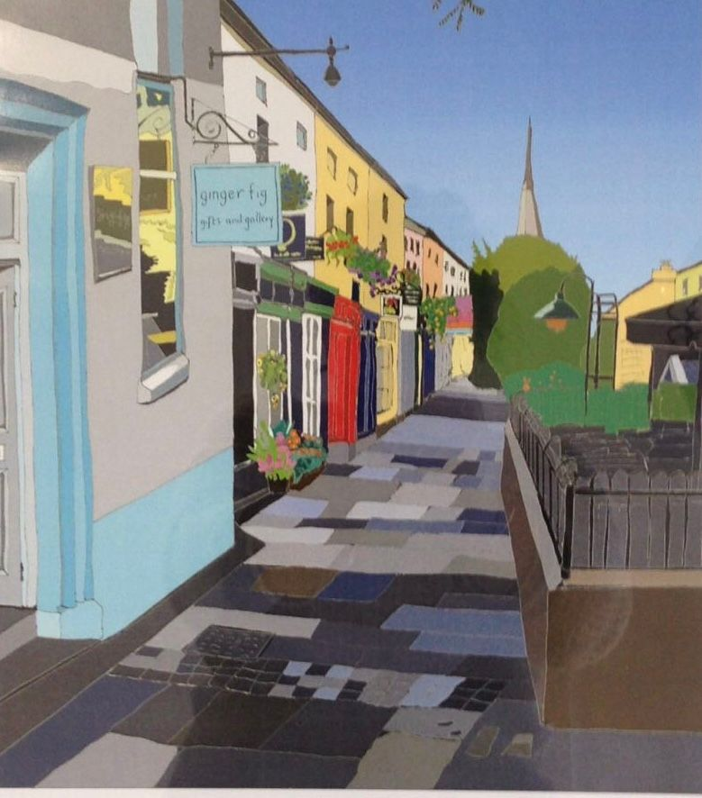 Jo Mortimer, paintings and prints