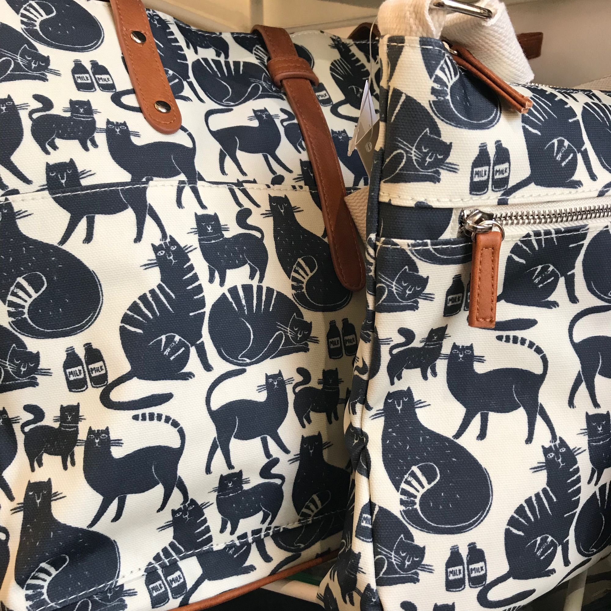 Shruti bags - beautiful, quirky animals , bikes and patterns