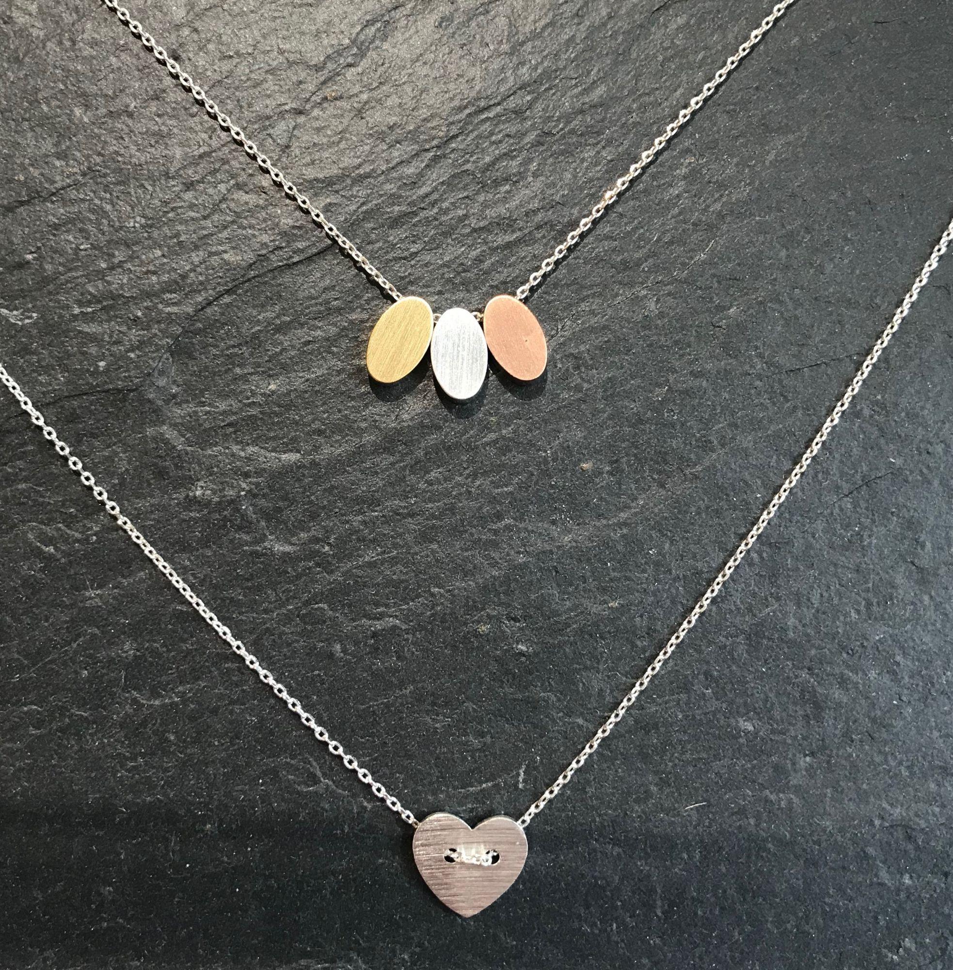 Lisa Angel's delicate pretty jewellery is so popular
