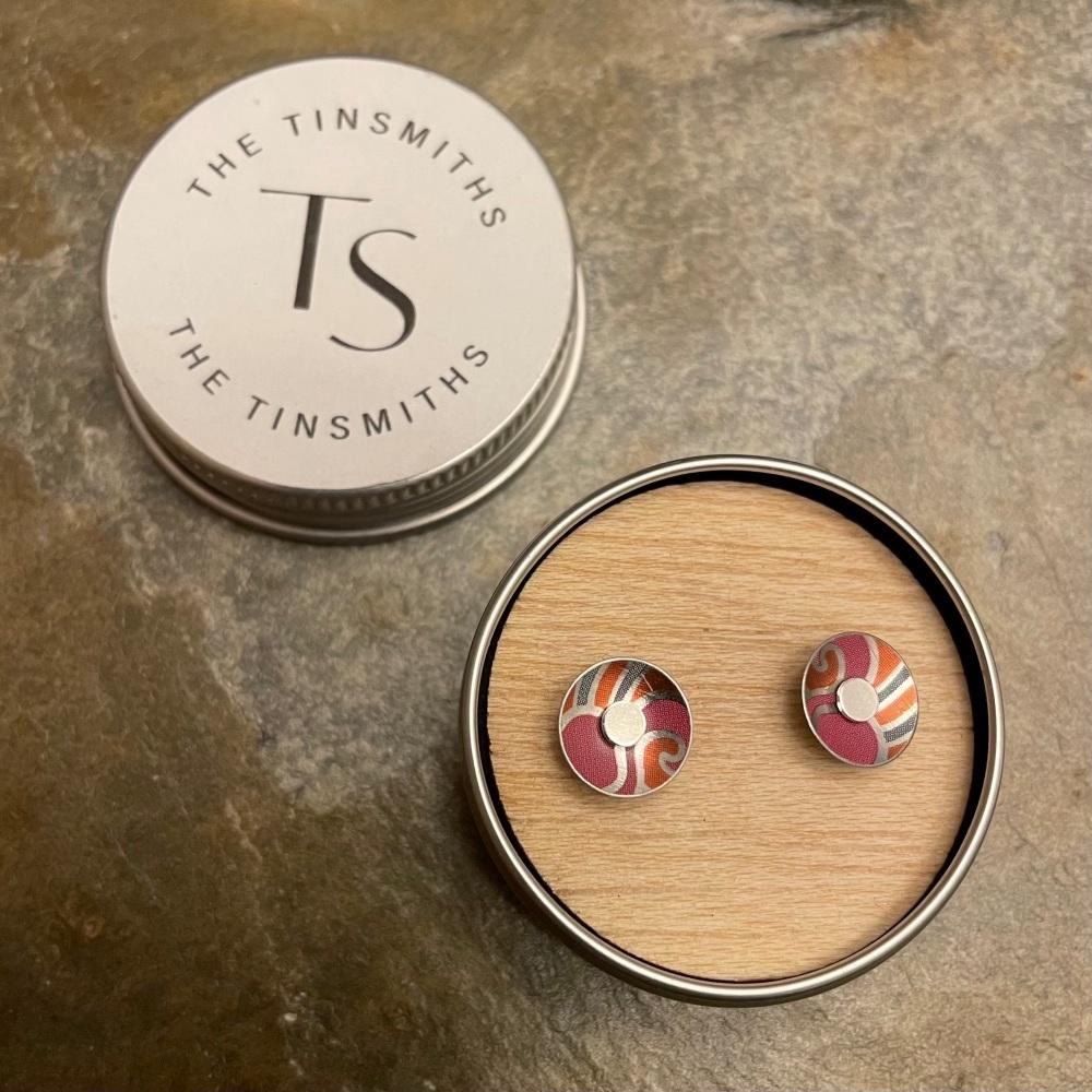 The Tinsmiths round studs