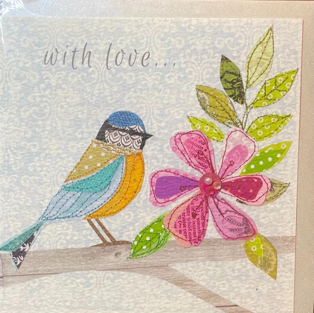 Georgia Breeze with love (bird)