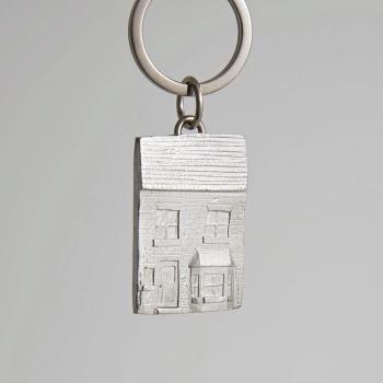 Lancaster & Gibbings House keyring