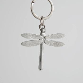 Lancaster & Gibbings Dragonfly keyring