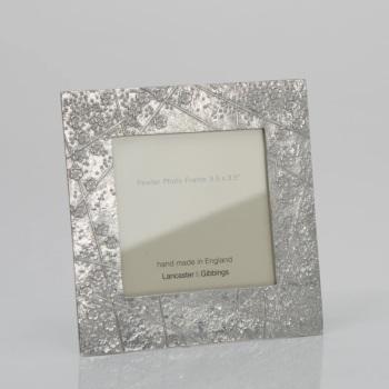 """Lancaster & Gibbings Blossom photo frame 3.5 x 3.5"""""""