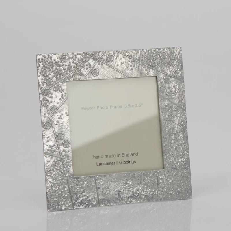 Lancaster & Gibbings Blossom photo frame 3.5 x 3.5