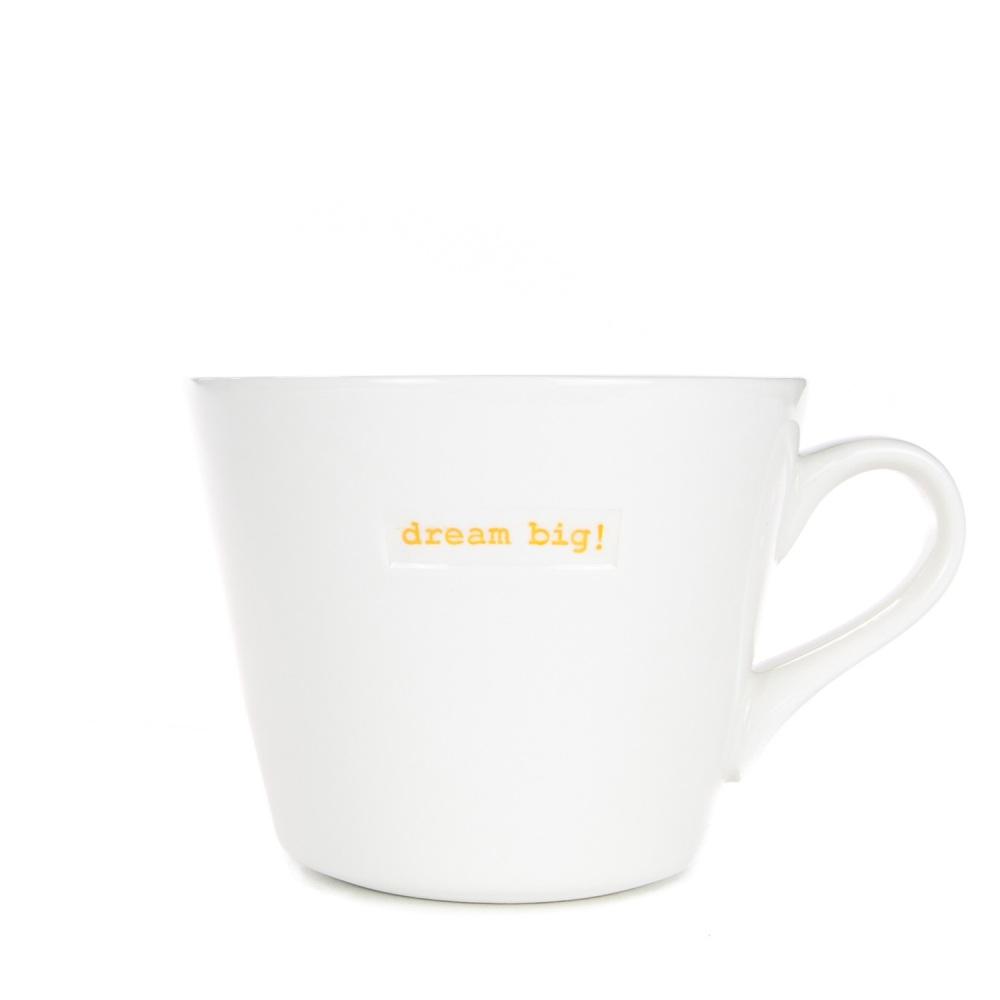 MAKE International Bucket Mug - Dream Big