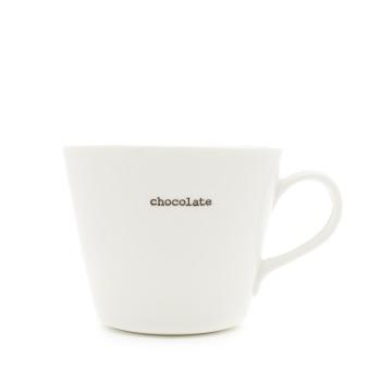 MAKE International Bucket Mug - Chocolate