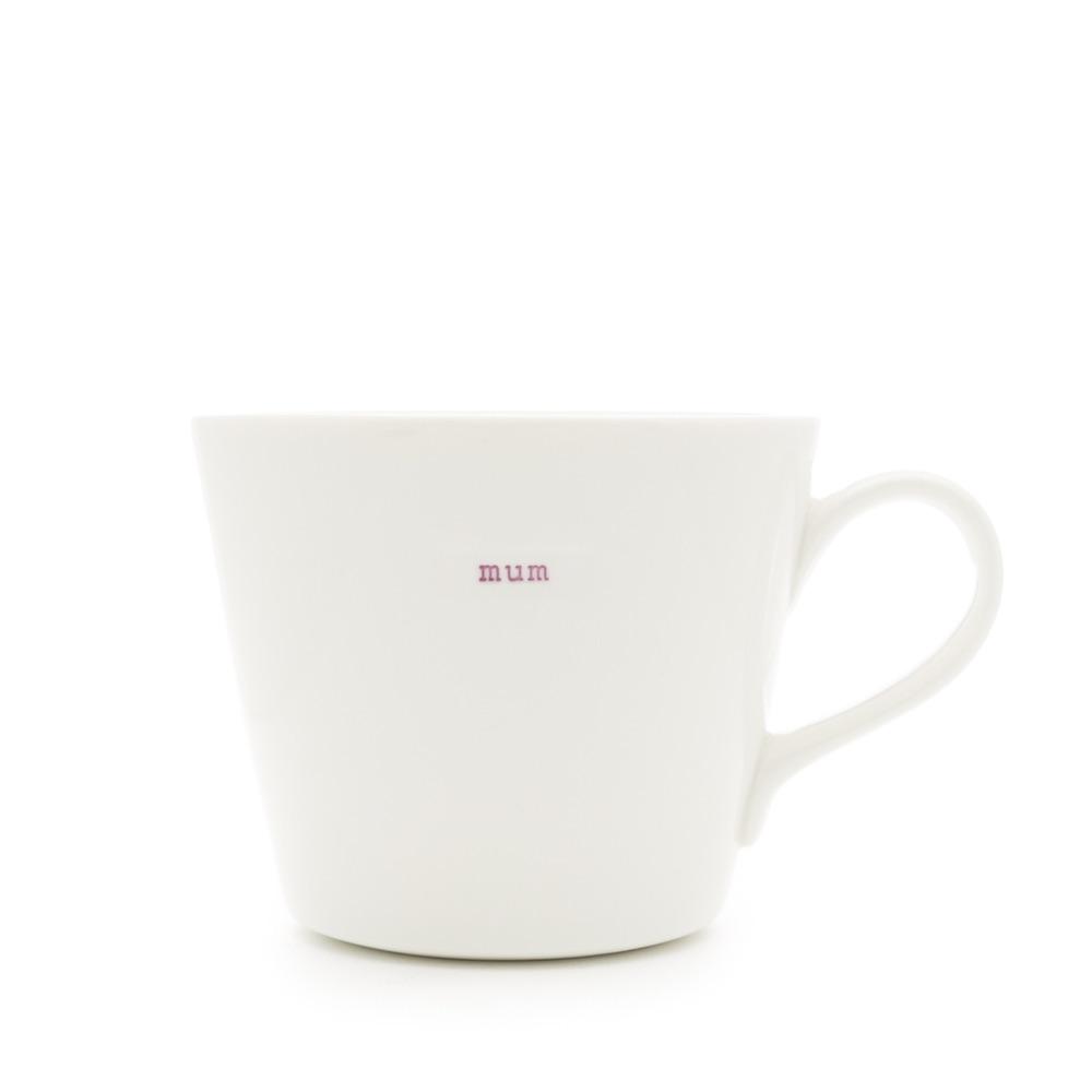 MAKE International Bucket Mug - Mum