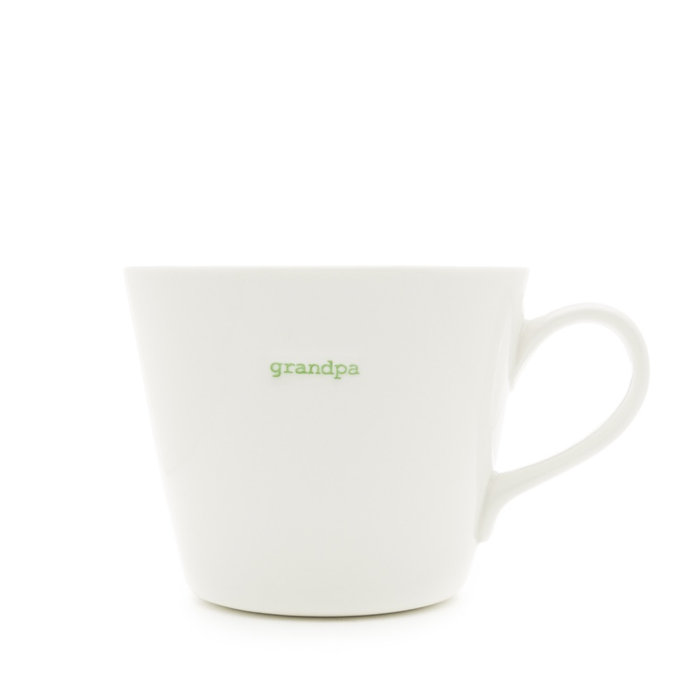 MAKE International Bucket Mug - Grandpa