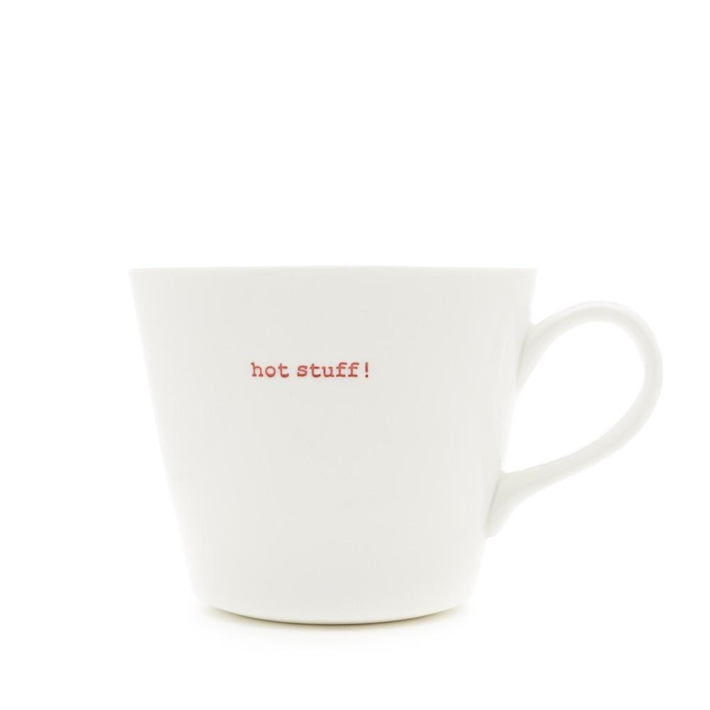 MAKE International Bucket Mug - Hot Stuff