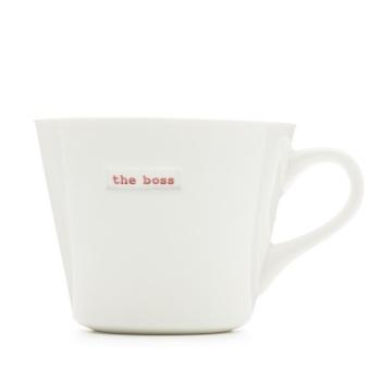 MAKE International Bucket Mug - The Boss