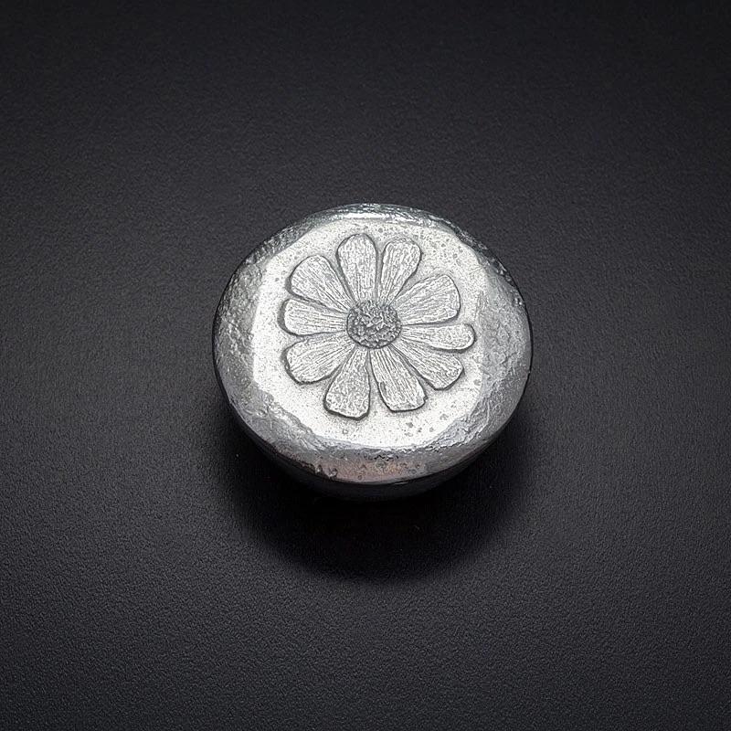 Lancaster & Gibbings Flower box - small 35mm dia
