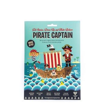 Clockwork Soldier Dress Up Kit - Pirate Captain