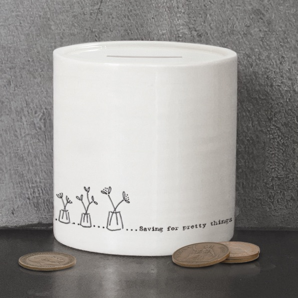 East of India Money Box - Saving for pretty things