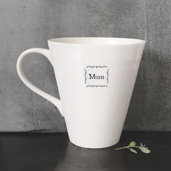East of India Porcelain Mug - Mum