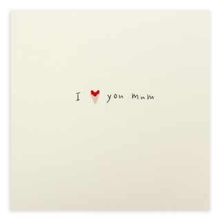 Ruth Jackson - I love you mum
