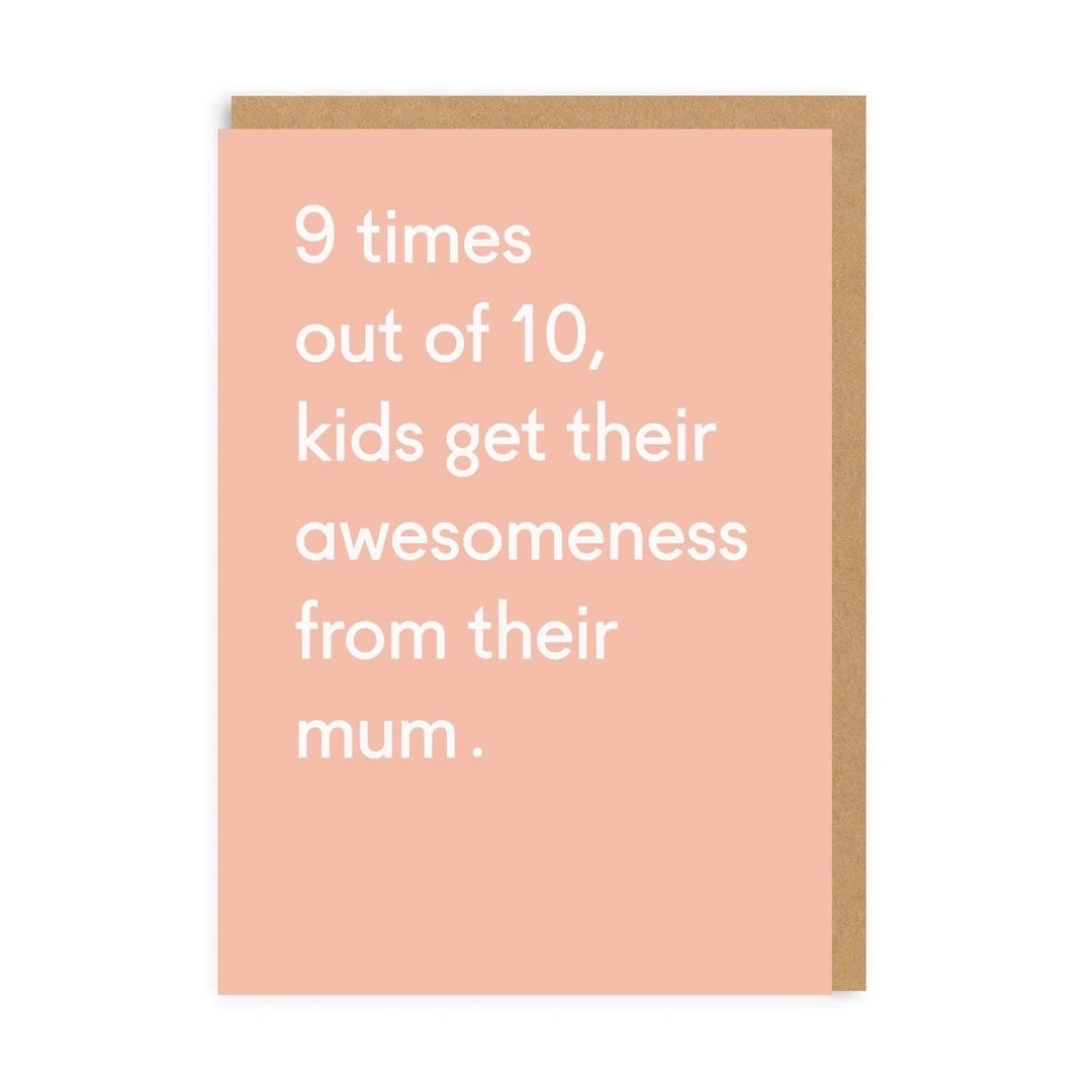 Ohh Deer - So grateful for you mum