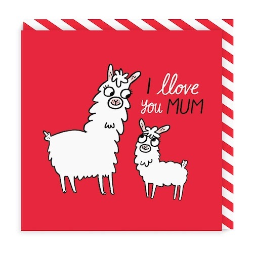 Ohh Deer - I llove you mum