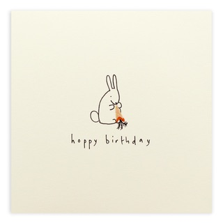 Ruth Jackson - Birthday bunny