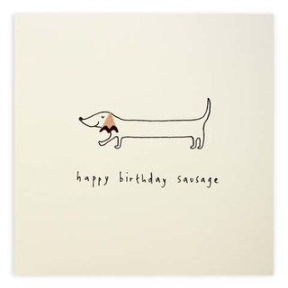 Ruth Jackson - Birthday dachshund
