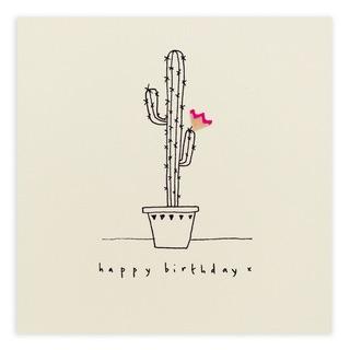 Ruth Jackson - Birthday cactus