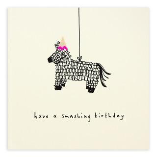 Ruth Jackson - Birthday piñata
