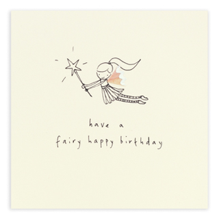 Ruth Jackson - Birthday fairy