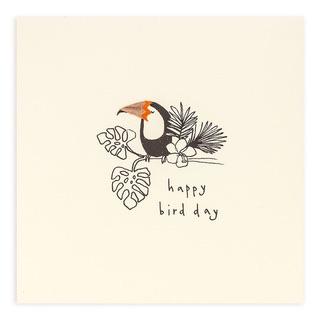 Ruth Jackson - Birthday toucan
