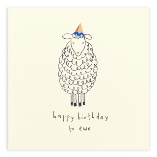 Ruth Jackson - Birthday sheep